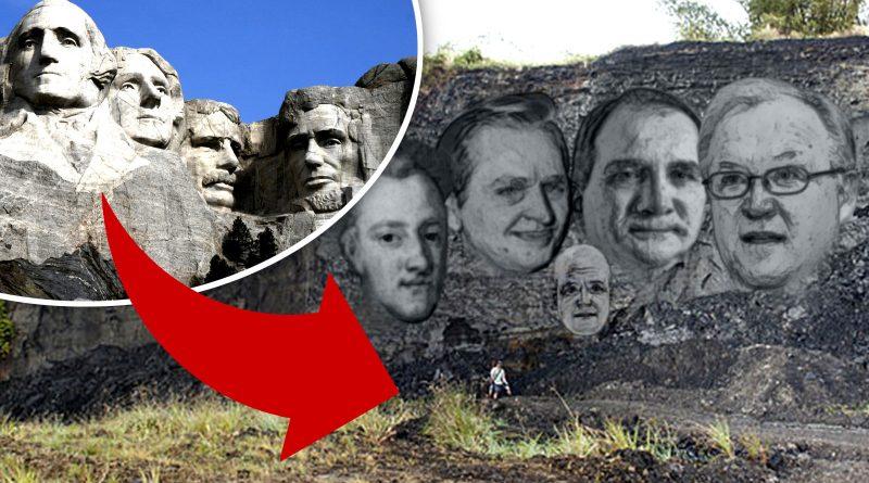 Svensk motsvarighet till Mount Rushmore kan bli verklighet