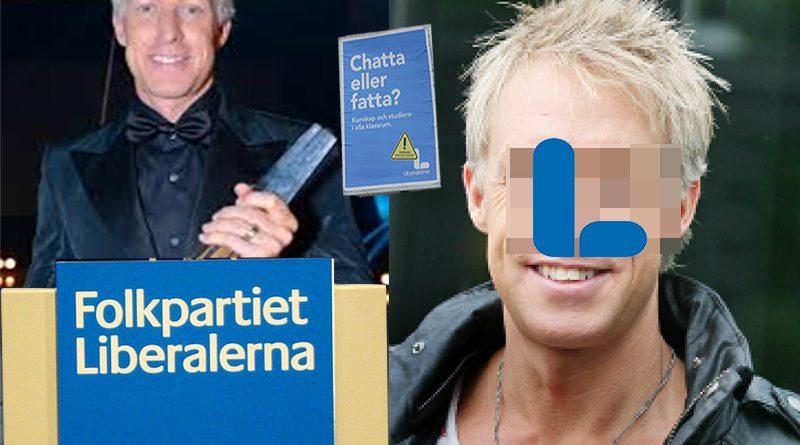 André Pops är Liberalernas kandidat för Europaparlamentet